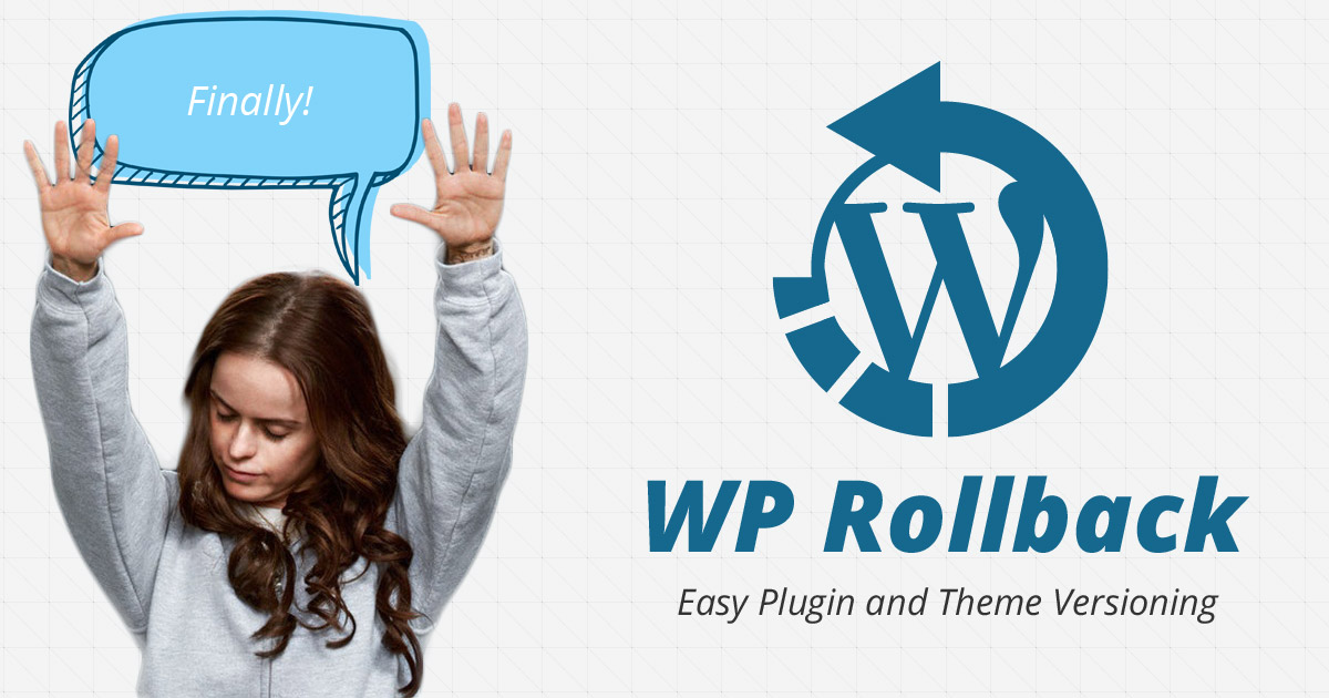 WP Rollback - Easily Rollback Any WordPress Plugin or Theme