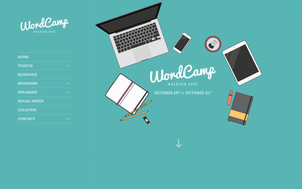 WordCamp Raleigh 2015