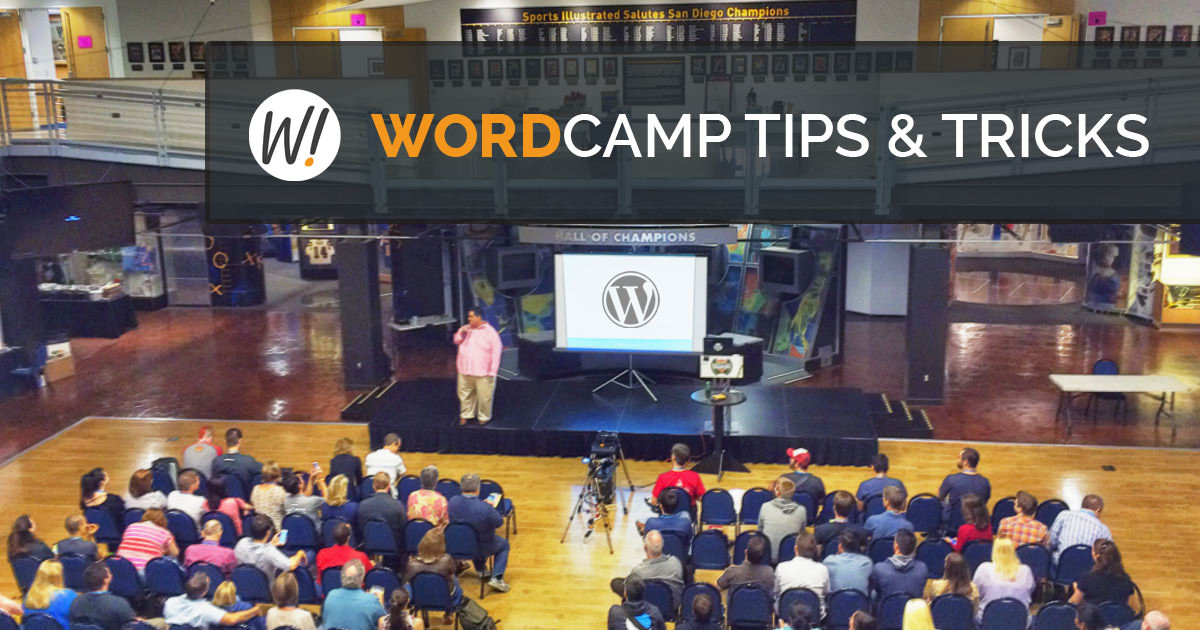 WordCamp Tips and Tricks