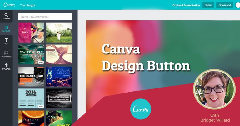 Streamline Your Workflow: Canva Design Button Plugin Review
