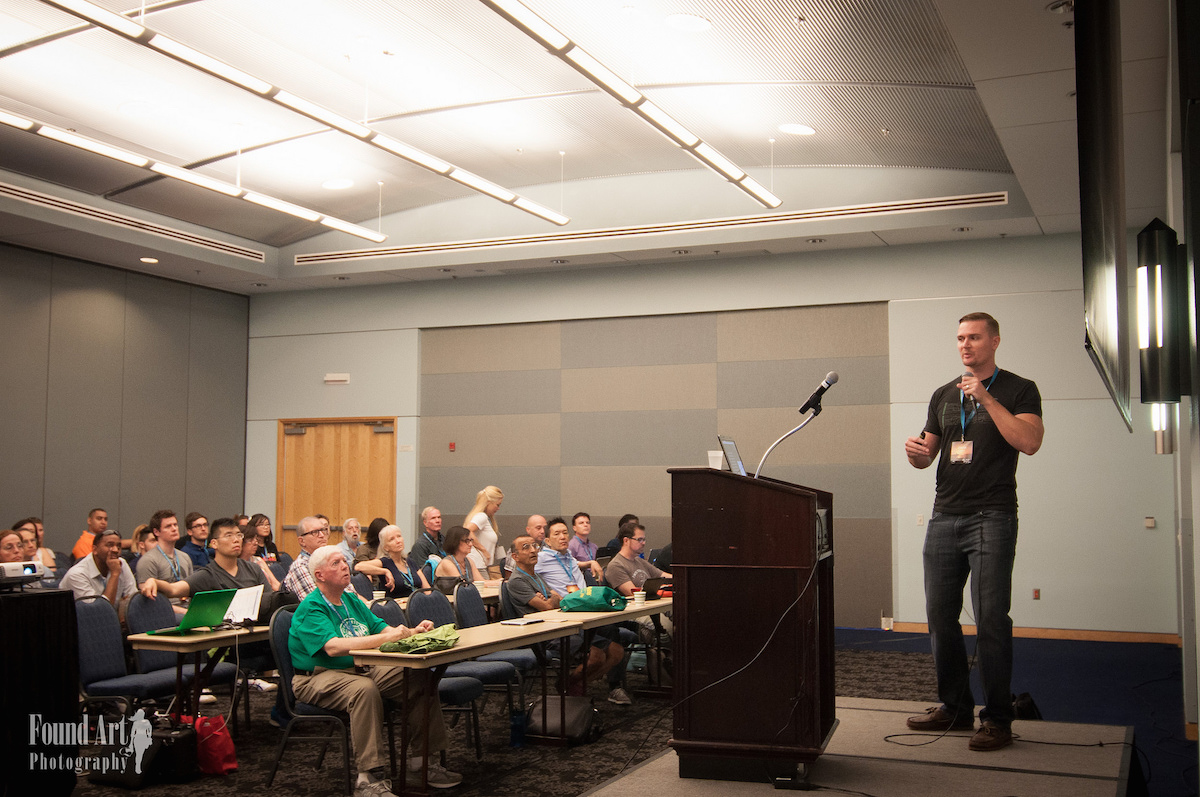 Why should you apply to speak at WordCamp?