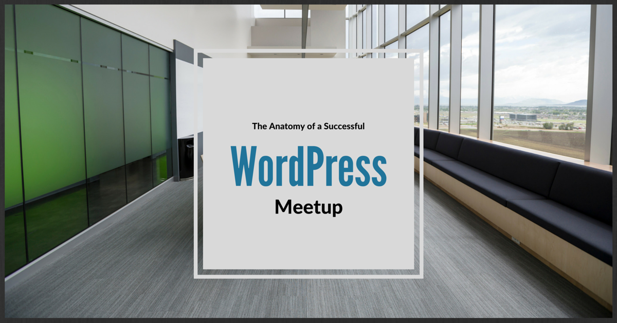 What should you expect from a WordPress Meetup? What questions should you ask and which should you answer?