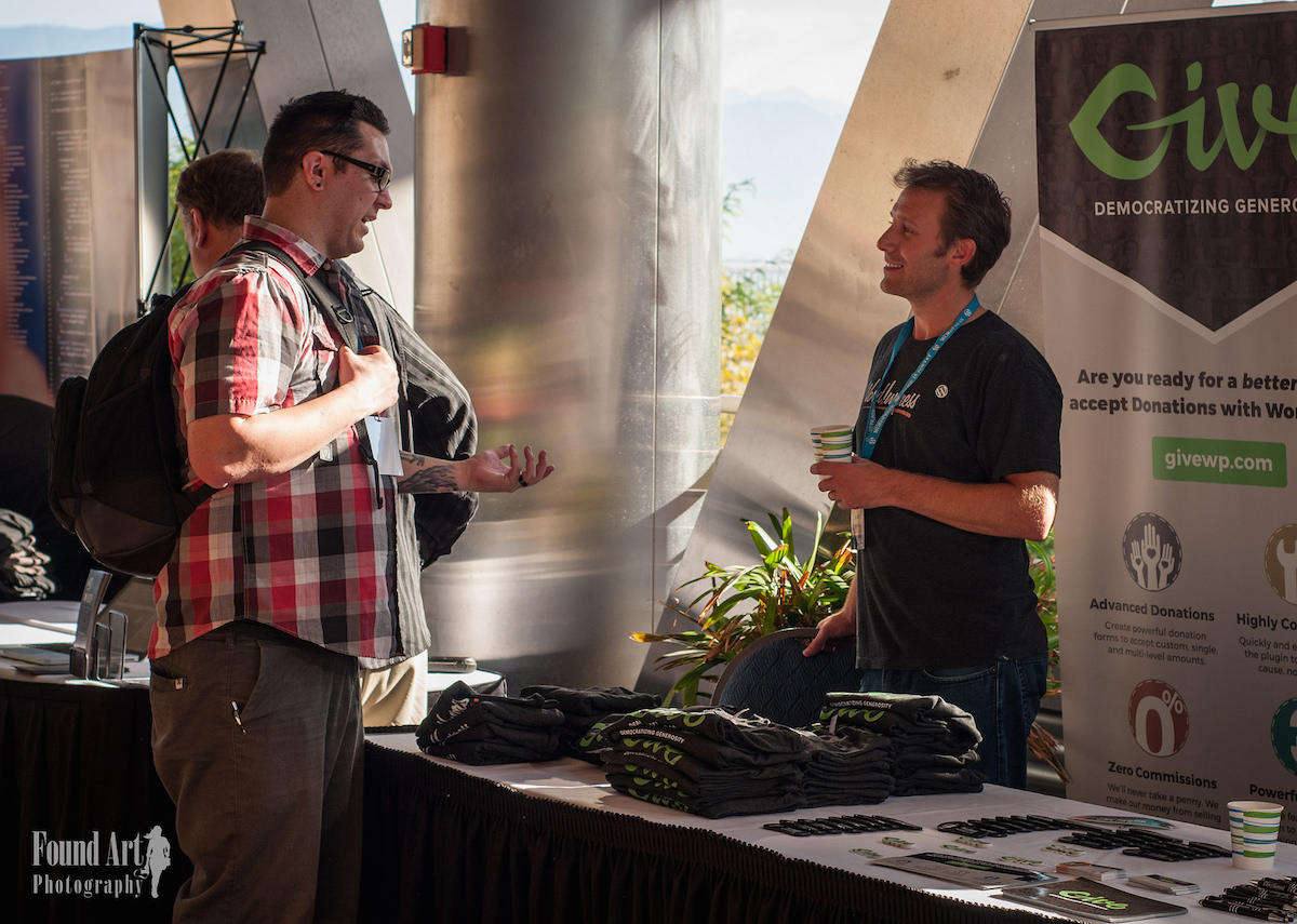 Jason Knill at WordCamp Los Angeles 2015 -- Photo by Found Art Photography