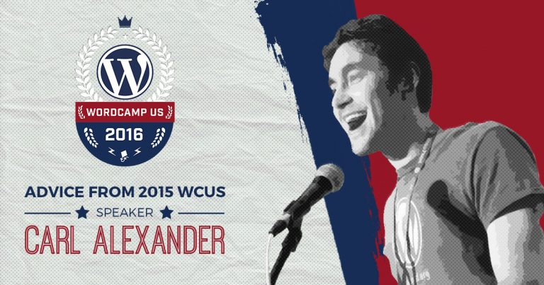 "WCUS Speakers: ""It's going to be okay"" says Carl Alexander"