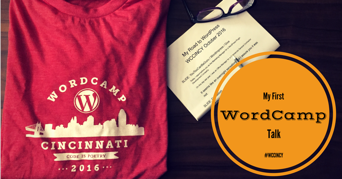 What I Learned from My First WordCamp Talk