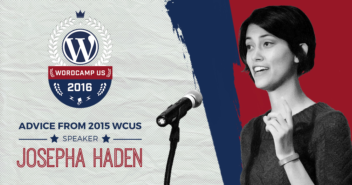 We recently interviewed Automattician Josepha Haden about speaking at WordCamp US. We also learned about how she's bridging the digital divide with education and advocacy.