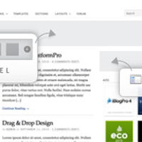 Drag and Drop WP Theme Plugin